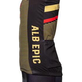 Alb Epic 3.0 Koszulka z krótkim rękawem Mężczyźni, black/red/gold